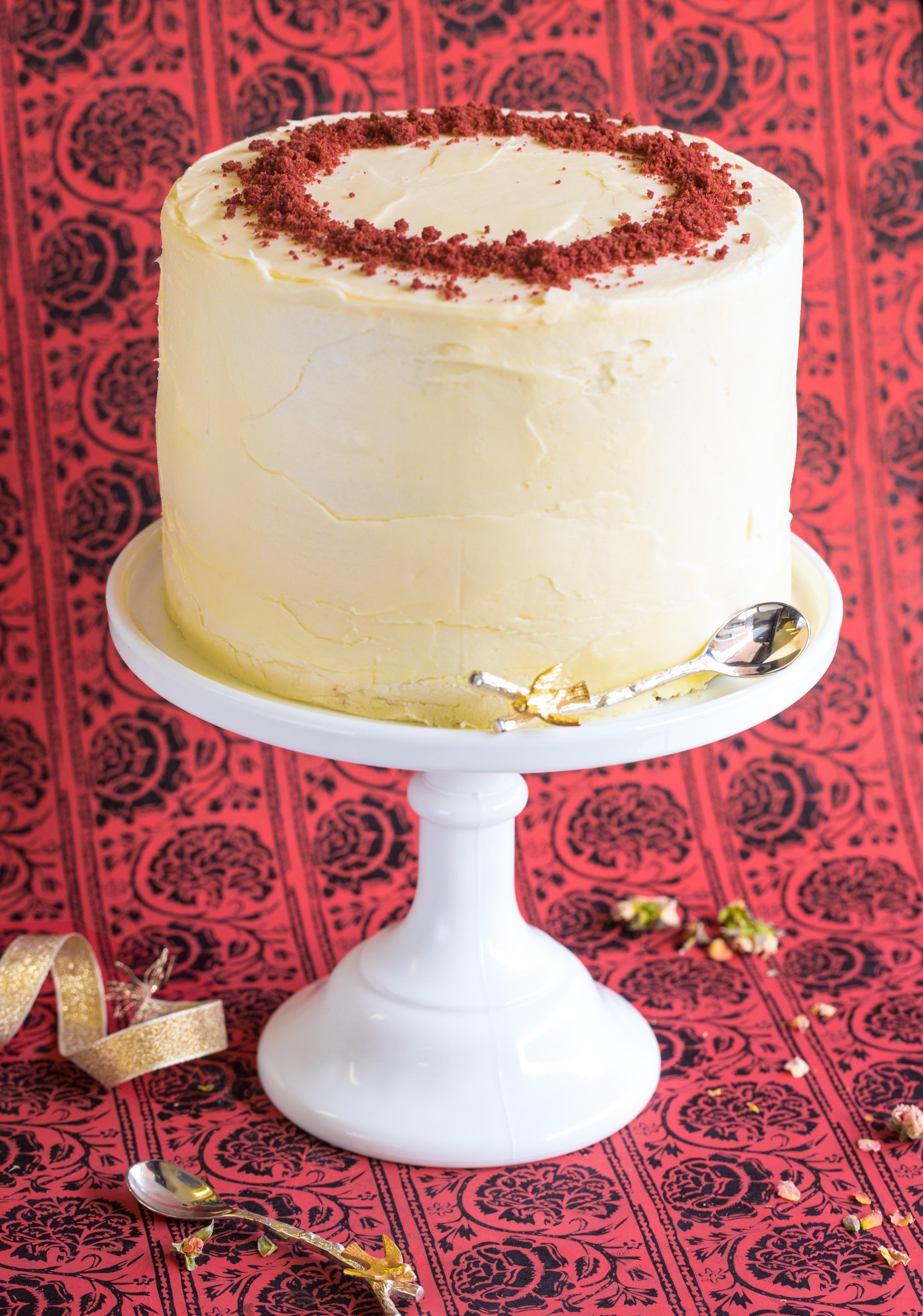 Red Velvet Cake Recipe bakeitlikemolly